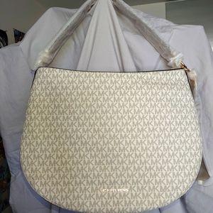 MK Brooke Large Zip Hobo bag